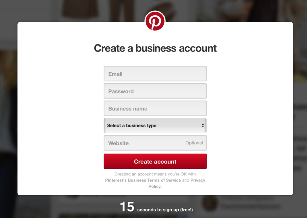 cc4a12b89b8 How to Create a Pinterest Business Account for Your Blog